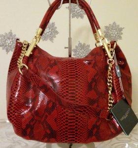 Итальянская кожаная сумочка 🇮🇹🇮🇹🇮🇹