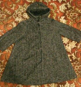 Пальто H&M для беременных