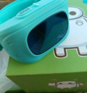 Новые детские часы smart baby watch
