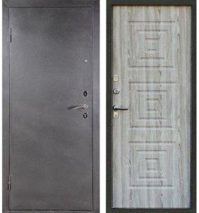 Входные двери Зевс 4 дуб седой