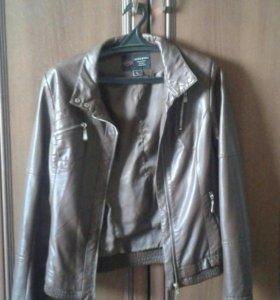 Кожиная куртка