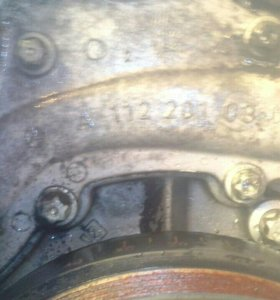 Двигатель W210 e320