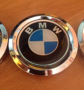 Заглушки вставки колпачки BMW