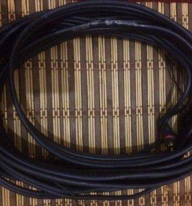 Кабель межблочный RCA DLS SL 5Q