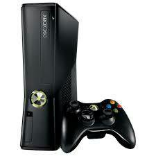 Xbox 360 Slim black(250gb)