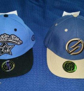 Новые кепки !