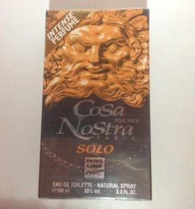 Туалетная вода для мужчин (Cosa Nostra)