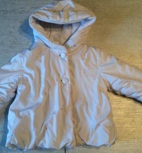 Утеплённая Детская курточка