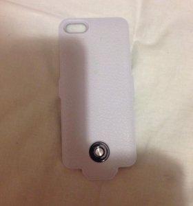 Зарядник батарейка на айфон 5 S