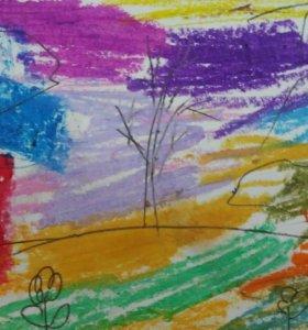 Картина мир в красках