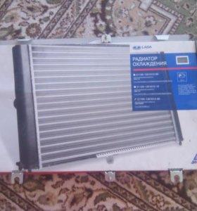 Радиатор охлождения на лада110