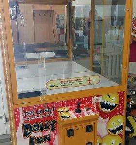 Игровой автомат хватайка