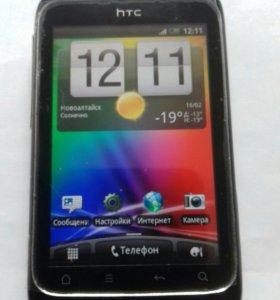 HTC Wildfire S Rus