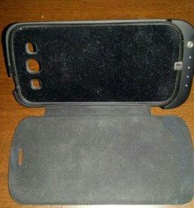 Чехол-батарея для Samsung Galaxy S3