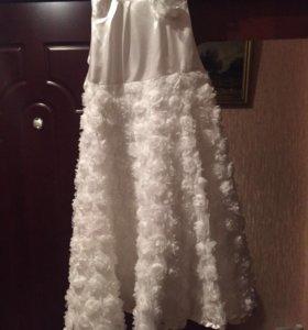 Платье 116 -122 рост