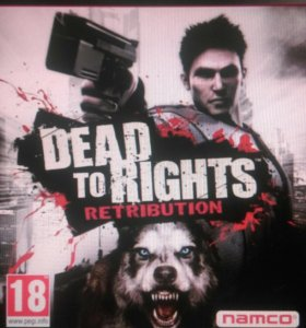 Dead To Rights: Retribution PS 3