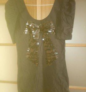 Платье-туника оджи новое