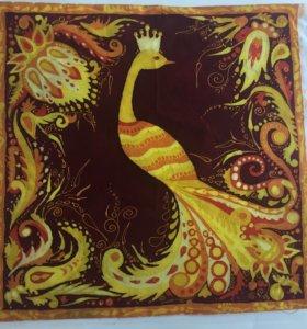Батик (рисунок на ткани). Предмет декора