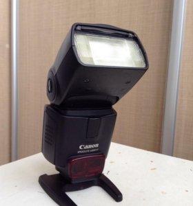 Вспышка Canon Speedlite 430 EX II