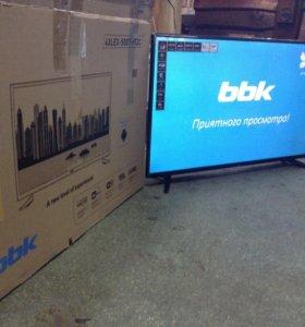 Smar WI-FI Телевизор BBK 43