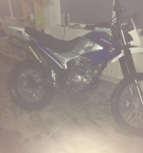 Мотоцикл омакс