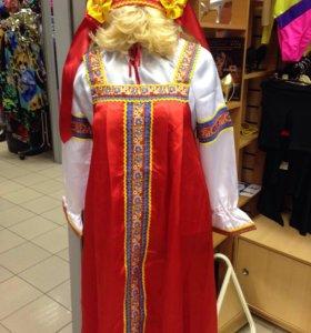Русские-народные сарафаны