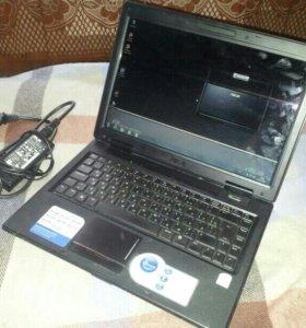 Ноутбук Asus X80L 2 ядрный
