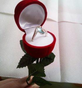 Роза для кольца (предложение руки и сердца)