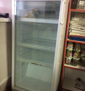 """Холодильная витрина """"Атлант"""" высота 1,30, гл 0,60"""