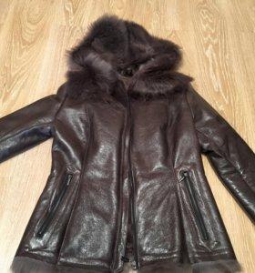 продам куртку-дубленку