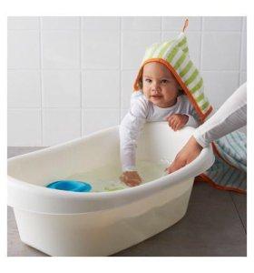 Ванночка ikea для купания младенцев