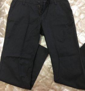 Брюки мужские zara jeans (р-р 50)