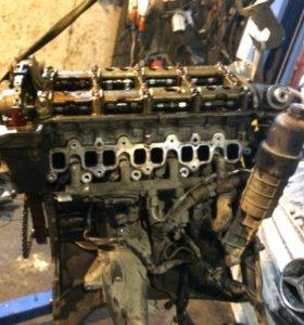 Мотор мерседес w 207 w 212