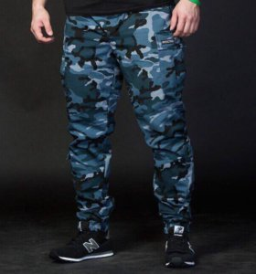 Карго-штаны RU