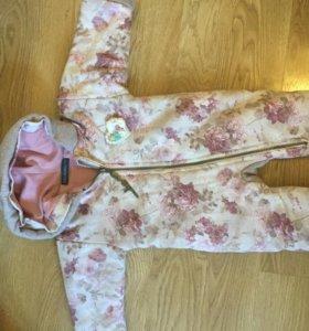 Детский демисезонный костюмчик на весну