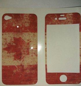 чехлы на iPhone 4 (4s)