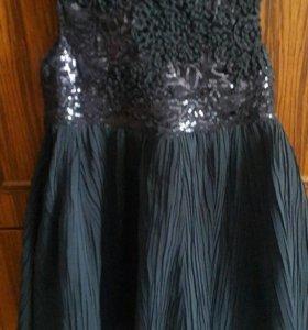 Платье нарядное рост 92