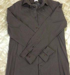 Мужская рубашка р-р 48-50