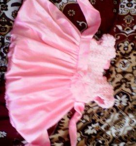 Платье на 1 -1,5года