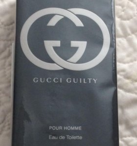 Мужской парфюм Gucci Guilty pour homme