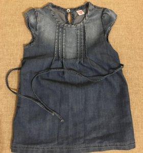 Джинсовое платье Gloria jeans 92