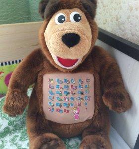 Развивающая игрушка Маша и медведь