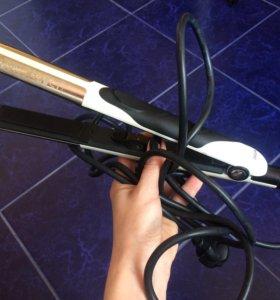 Щипцы для выпрямления dewal 03-022 concept ct