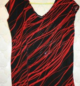 Женские футболки на 48-50 размер
