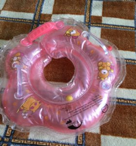 Круг для купания в ванной