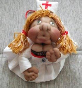 Кукла медсестра, Подарок, Сувенир