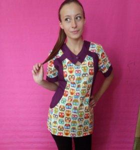 Медицинский костюм педиатрический