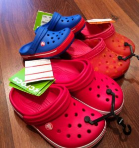 Сабо кроксы crocs