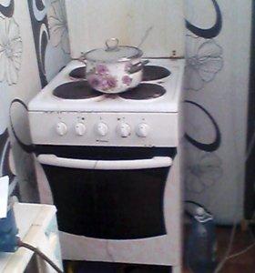 Электро плита Ханса