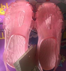 Новая Детская аква обувь
